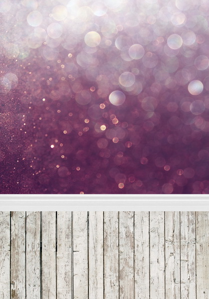 5x7ft Thin vinyl cloth photography costume wedding custom bokeh  glitter wood background  for photo studio free shipping F-439<br><br>Aliexpress