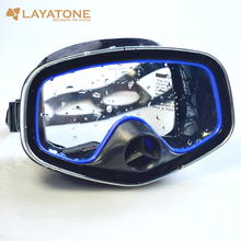 Super quality  Full Face diving mask liquid silicone spearfishing mask snorkeling equipment scuba masks       M246