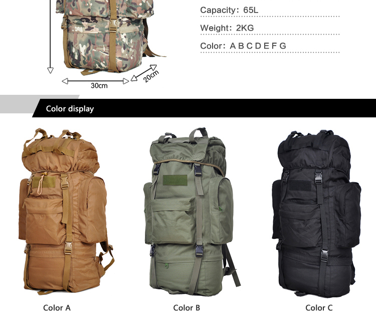 Outdoor Backpack (1)