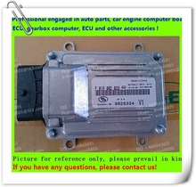 For Shanghai General-Motor Chevrolet AVEO car engine computer/M7 ECU/Electronic Control Unit/F01R00D028 9025334 B12D/F01RB0D028