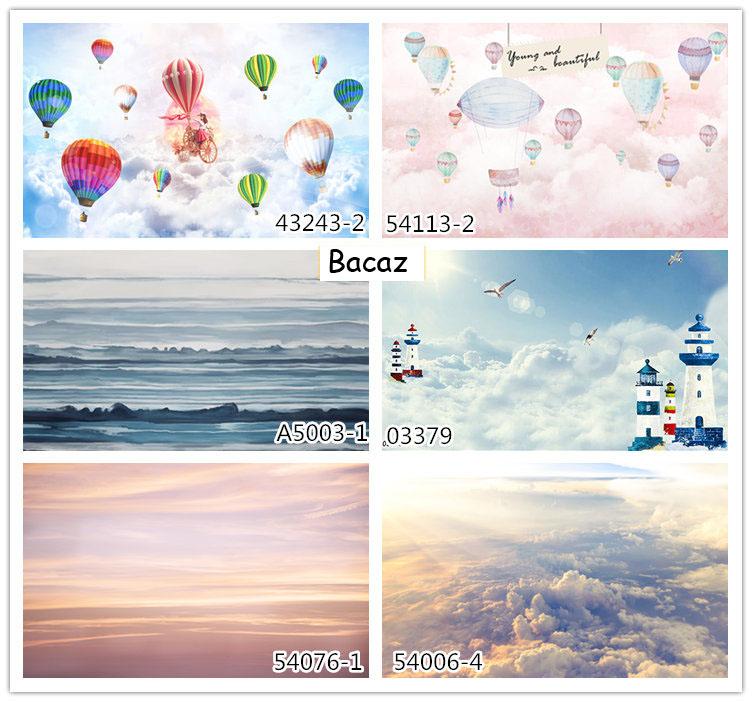 HTB1QvYWqb5YBuNjSspoq6zeNFXal - Pink Sky Cloud 3d Cartoon Wallpaper Murals for Girls Room