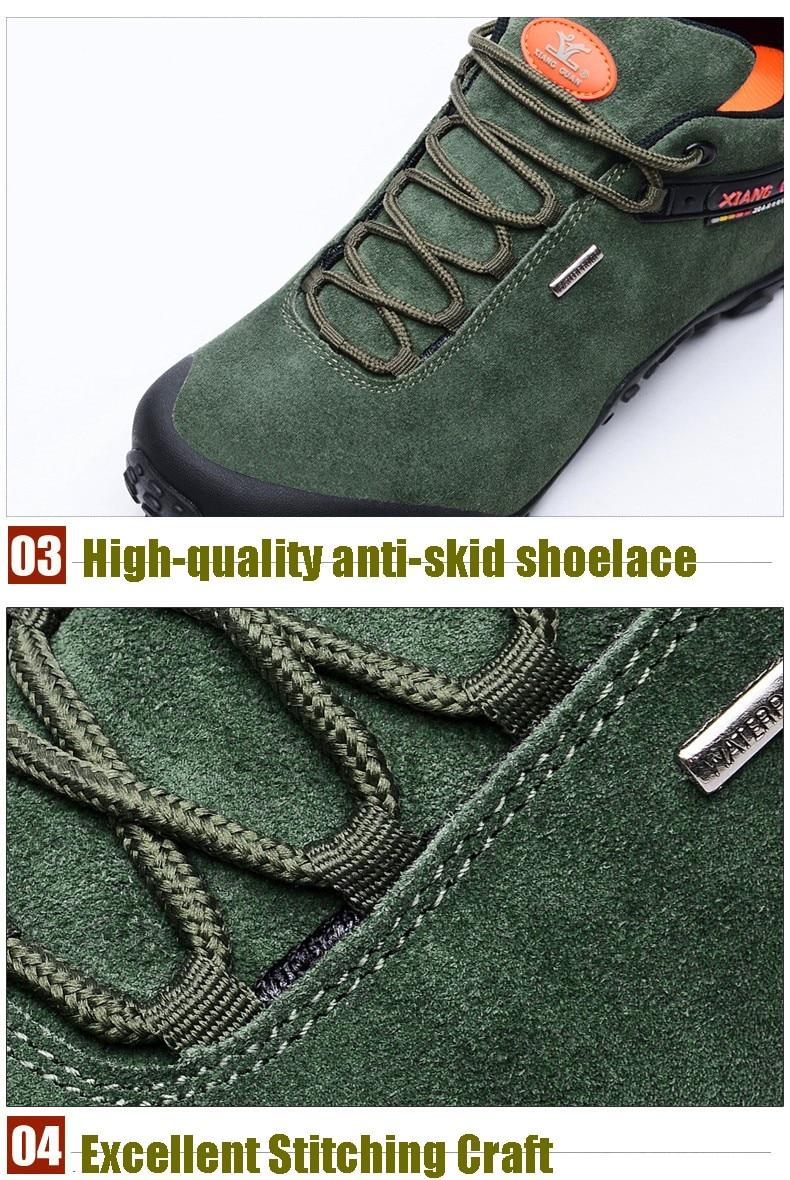 XIANG GUAN Winter Shoe Mens Sport Running Shoes Warm Outdoor Women Sneakers High Quality Zapatillas Waterproof Shoe81285 30