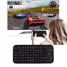 iPazzPort KP-810-16B Mini Size Wireless Bluetooth 3.0 Keyboard Small Portable Handheld Keyboard For Android For IOS