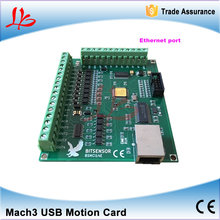 MACH3 Motion Controller card breakout board for CNC Engraving 4 Axis 200KHz