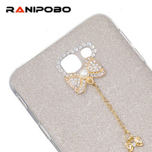Buy Luxury Diamond Bowknot Phone Case Samsung Galaxy J3, J310 Rhinestone Crystal Bling Cover J5 J7 prime J510 J710, 2016 for $1.43 in AliExpress store