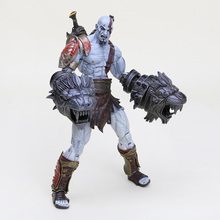 NEW God of War 3 Ghost Of Sparta Kratos Ultimate PVC Action Figure doll Collectible Model Toy in box