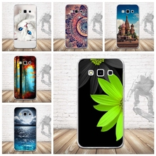 Luxury Phone Cover for Samsung Galaxy A5 2015 Cases Painting Soft Silicon Back Cover Case for Samsung A5 A500 A5000 Bag