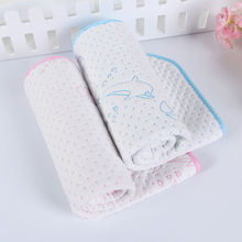 Newborn Baby waterproof mat Urinal Pad For Infant Child Bed Waterproof Cotton Cloth diaper inserts Changing Mat For Crib