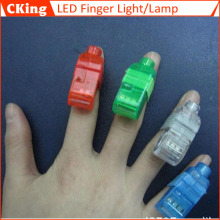 (50PCS/LOT) The Most Populared Flashing LED finger light led toy/flashing led light toy/ finger lamp Free Shipping