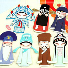 Cute 50pcs/lot Cartoon Shape Book Marks Paper Bookmark Stationery Office Accessories School Supplies Chinese Style Bookmarks