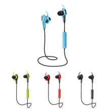 Sport Pulse Earphone Wireless Bluetooth Stereo Headset Built-In Heart Rate Monitor