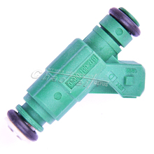 Good Quality High Impedance Fuel Injector For Peugeot 206 New Nozzle Auto Spare Parts Car-styling Factory China Hot Selling