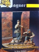 1:35 World War II, German soldiers (Contains scenes base)(China)