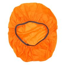 New Waterproof Travel Accessory Backpack Dust Rain Cover 35L,Orange