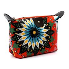 2017 New Designed Fashion Women Travel Make Up Cosmetic Pouch Bag Clutch Handbag Casual Purse Very popular Cosmetic Bag(China)