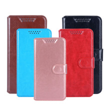 Buy Luxury Retro Flip Case Lenovo S820 Leather Original Back Cover Card Slot Wallet Holster Skin Phone Coque Lenovo S820 for $3.92 in AliExpress store