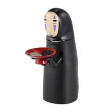 No Face Man Money Box Coin Box Saving Pot Piggy Bank with Music for Children Toys Christmas Birthday Gift Action Figures Toys(China)