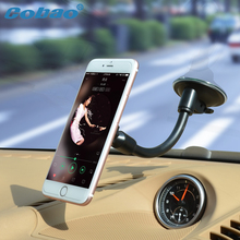 Universal Mobile Phone Magnetic Holder Desk Car Dashboard Windshield Magnet Stand Mount For iPhone 5s 4s 6 / Samsung Smartphone