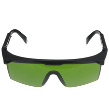 Safurance Dark Green Protection Goggles Laser Safety Glasses Eye Spectacles Protective Workplace Safety