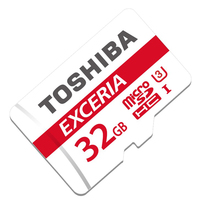 Toshiba 32GB Memory Card Micro SD Card Class10 UHS-1 SDHC Flash cards Memory Microsd for Smartphone/Table 90M/s-1(China)