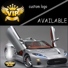 2pcs VIP Logo Auto Door Welcome LED Light Projection Ghost Shadow Light 12V For Nisson Ford Honda Toyota #1328