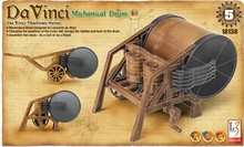 ACADEMY 18138  Da Vinci Machines Series Mechanical Drum Plastic Model Building Kit