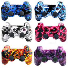 For Sony Play Station 3 console Joystick mando Bluetooth Wireless Game Controller for PS3 P3 SIXAXIS joystick Gamepad