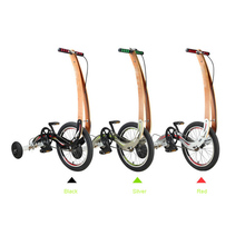 best sell gym body building Drifting exercise Tricycle Drift 3 wheel bike Trike