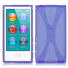 Sanheshun Soft TPU Back Cover For iPod Nano 7 Case Slim Silicone Rubber Skin Shell Housing Protector Wholesale(China)