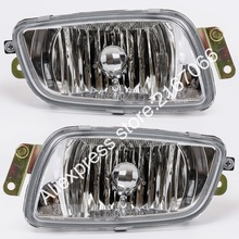 Fog Lights fits Mitsubishi PAJERO MONTERO - 1999 2000 2001 2002 2003 -  Driving Lamps Pair Quality