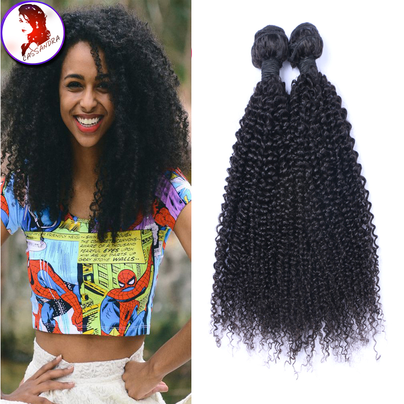 8A Grade Brazilian Virgin Hair Curly Weave Human Hair 3 Bundles Grace Hair Products 100% Unprocessed Extensions Kinky Curly<br><br>Aliexpress