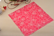 20 pcs Red Rose Napkin Tissue Paper 100% Virgin Tissue for Wedding Party Decoration
