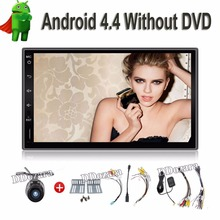 Universal 2 Din Android 6.0 Full Touch Car Pc Tablet Double Audio 7 Gps Navi Car Stereo Radio No Dvd Mp3 Player Bt Stereo 4