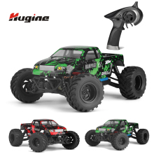 RC Car High Speed Racing 2.4G 4WD Full Proportion Monster Truck 40kph Remote Control BigFoot Buggy Off Road Car Electronic Toys(China)