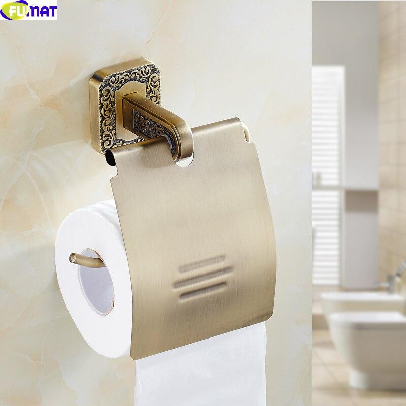 Antique English Palace Carved Dark Toilet Paper Holder Luxury Noble Design Towel Roll Paper Holder Toilettenpapierhalter Kupfer<br><br>Aliexpress