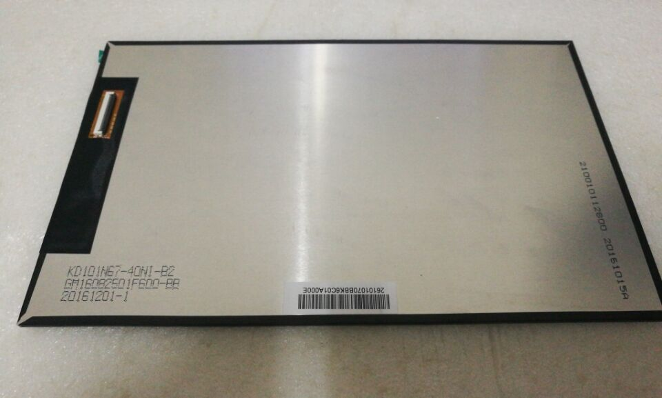 KD101N67-40NI-B2 10.1-inch tablet LCD screen, free delivery.<br>