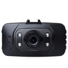 Original GS8000 Car DVR Video Recorder Vehicle Camera Dvrs 2.7'' LCD Full HD1080P with Night Vision Cycle Recording Dash Cam