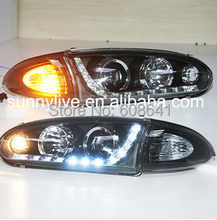 For PROTON Wira LED Head Lamp 1992 Year