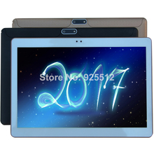 2017 New 10 inch 4G LTE Tablets Octa Core Android 5.1 RAM 4GB ROM 32GB Dual SIM Cards 1280*800 IPS HD 10.1 inch Tablet PCs+Gifs