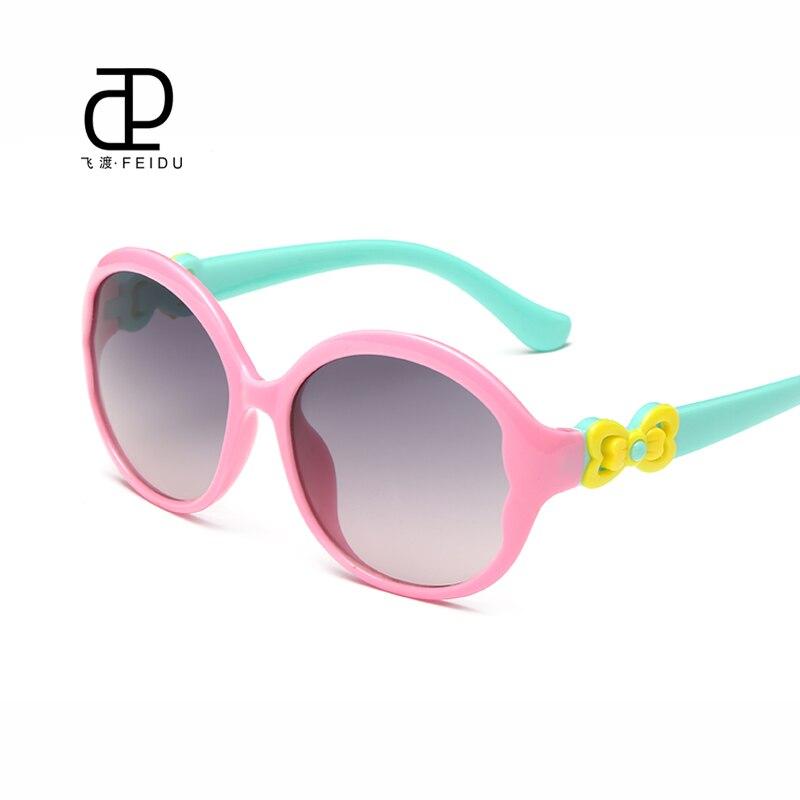 FEIDU 2016 Kids Sunglasses Child Plastic Sun glasses For Girls UV400 Protection Goggles Glasses Children Eyewear Gafas De Sol<br><br>Aliexpress