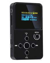 Original New * XDUOO X2 Professional HIFI MP3 Music Player with OLED Screen * Support MP3 WMA APE FLAC WAV format