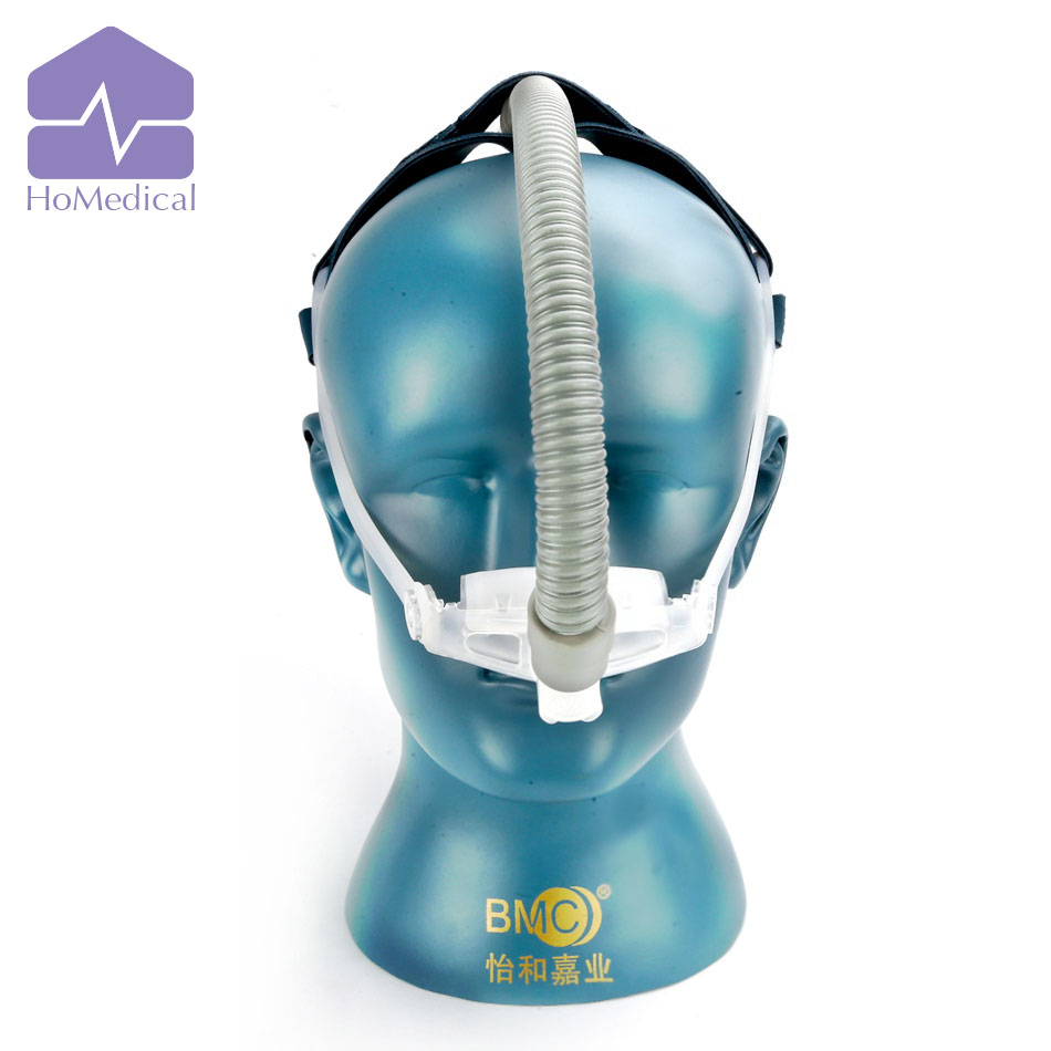 HoMedical WNP Nasal Pillows Mask for CPAP and APAP (3 Sizes in one package)<br>