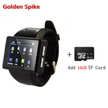 An1 Android smartwatch phone SIM card camera smart watch bluetooth WIFI GPS Internet Google play support APP install pk iwatch