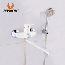 MYNAH M2201J Russia free shipping Shower system Tropical Shower Shower rack with mixer