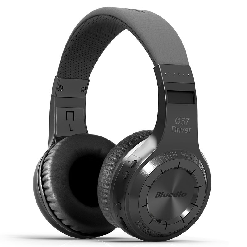 Bluedio H Bluetooth stereo headphone Wireless headphone Built-in Mic BT4.1 headset Powerful bass Over-ear headset<br><br>Aliexpress