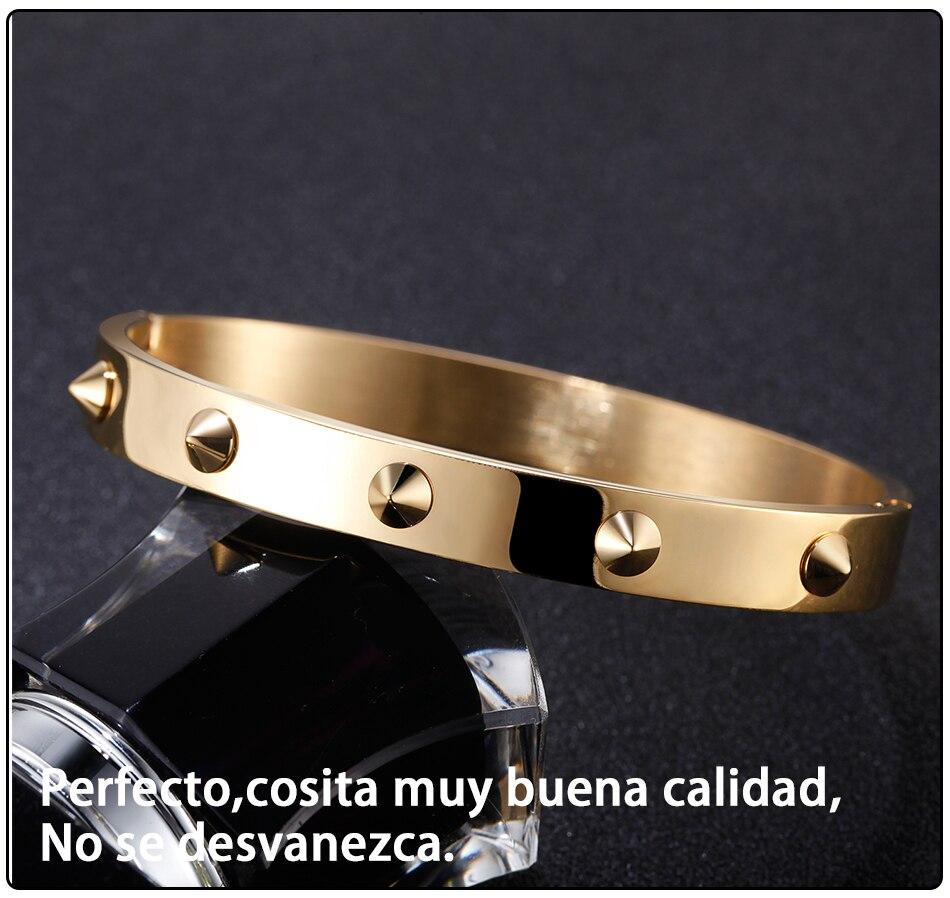 Brand Bangles Bracelets Women (6)