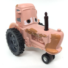Cars 3 Tipping Tractor Diecast Metal Toys For Children Kids Best Gift Collection Model 1pcs