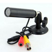 "Mini Bullet Camera 1/3"" Sony CCD 420TVL Outdoor Waterproof Security CCTV mini waterproof Camera 3.6mm board lens"