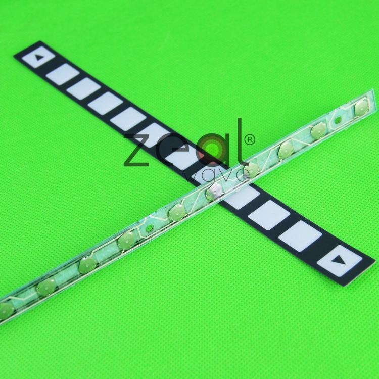 5pcs/lot FANUC 12 key Membrane Keypad Keysheet A98L-0005-0255+cable /A86L-0001-0301 Repair 60 Days Warranty<br><br>Aliexpress