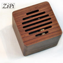 24pcs/lot NEW Walnut Wooden cheap fashion Music Box for Love Girl Birthday Gifts Christmas Gifts Home Decoration(China)